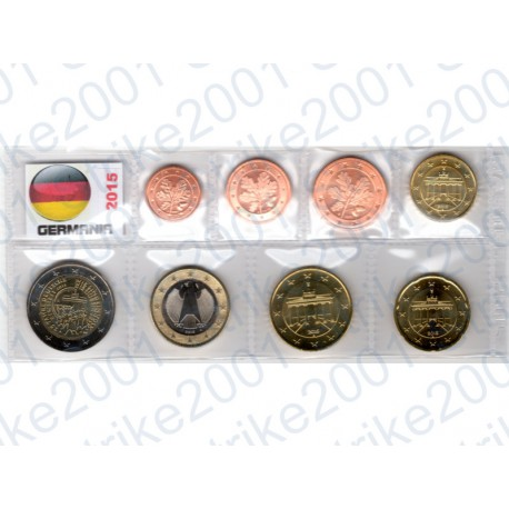 Germania - Blister 2015 FDC