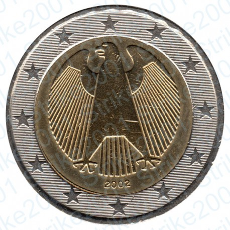 Germania 2002 - 2€ FDC