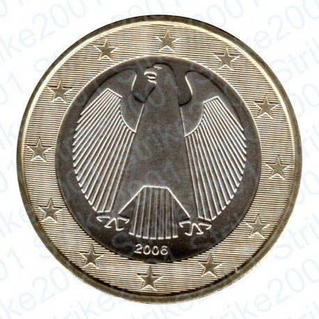 Germania 2006 - 1€ FDC