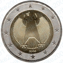 Germania 2006 - 2€ FDC