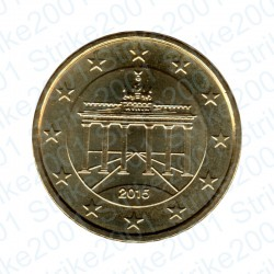 Germania 2015 - 10 Cent. FDC