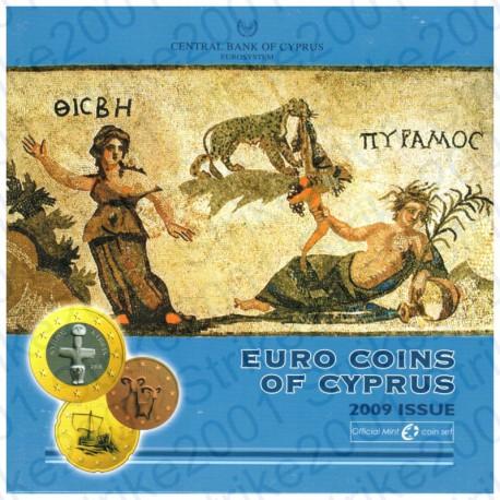 Cipro - Divisionale Ufficiale 2009 FDC