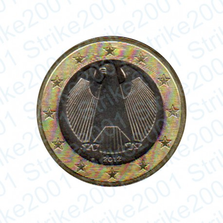 Germania 2012 - 1€ FDC