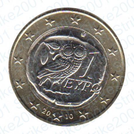 Grecia 2010 - 1€ FDC