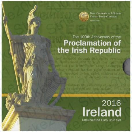 Irlanda - Divisionale 2016 FDC