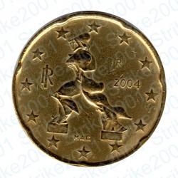 Italia 2004 - 20 Cent. FDC