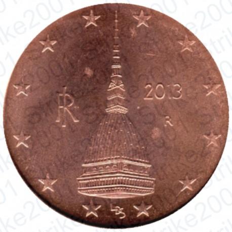 Italia 2013 - 2 Cent. FDC
