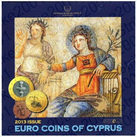 Cipro - Divisionale Ufficiale 2013 FDC