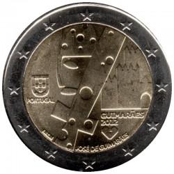 Portogallo - 2€ Comm. 2012 FDC Guimaraes