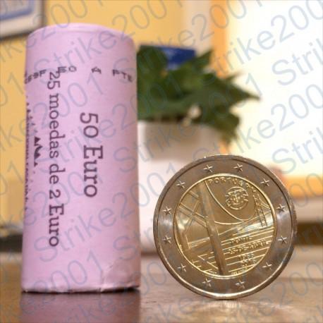 Portogallo - 2€ Comm. 2016 FDC Ponte