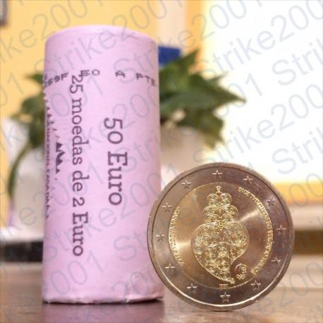 Portogallo - 2€ Comm. 2016 FDC Giochi Rio