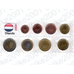 Olanda - Blister 2000 FDC