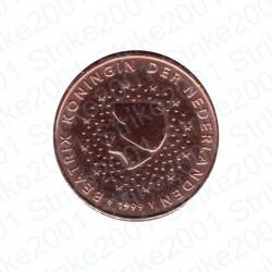 Olanda 1999 - 1 Cent. FDC
