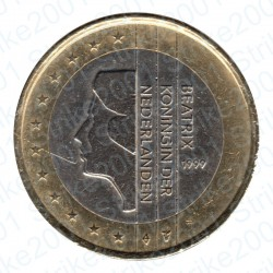 Olanda 1999 - 1€ FDC