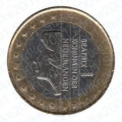 Olanda 2000 - 1€ FDC