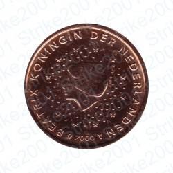 Olanda 2000 - 2 Cent. FDC