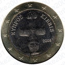 Cipro 2008 - 1€ FDC