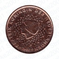 Olanda 2000 - 5 Cent. FDC