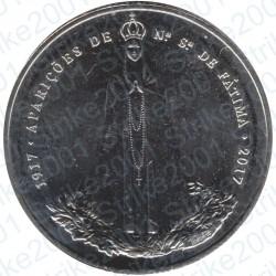 Portogallo - 2,5€ 2017 FDC Fatima