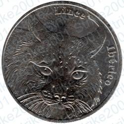 Portogallo - 5€ 2016 FDC Lince