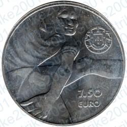 Portogallo - 7,5€ 2016 FDC Eusébio