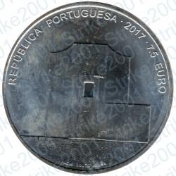 Portogallo - 7,5€ 2017 Alvaro Siza FDC