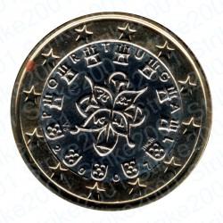 Portogallo 2007 - 1€ FDC