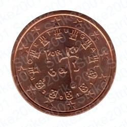 Portogallo 2011 - 5 Cent. FDC
