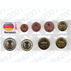 Germania - Blister 2017 FDC