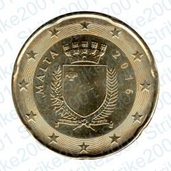 Malta 2016 - 20 Cent. FDC
