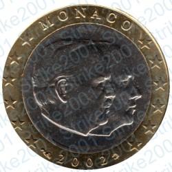 Monaco 2002 - 1€ FDC