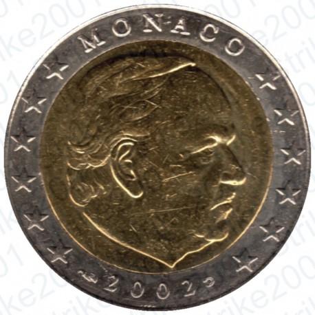 Monaco 2002 - 2€ FDC