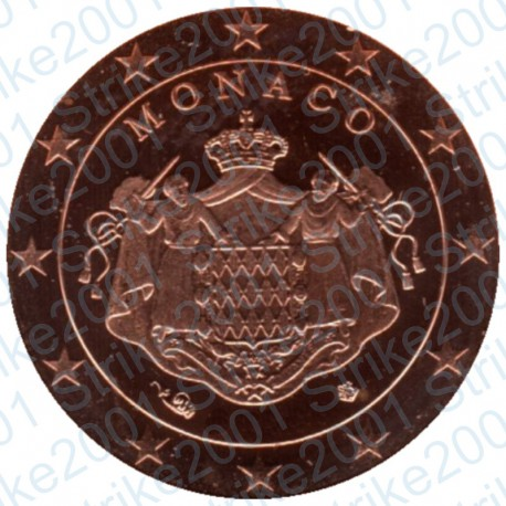 Monaco 2005 - 1 Cent. FDC
