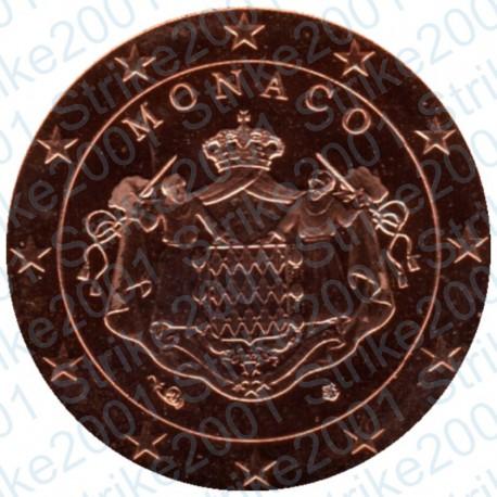 Monaco 2005 - 2 Cent. FDC