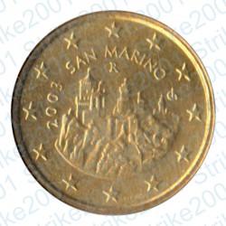 San Marino 2003 - 50 Cent. FDC