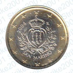 San Marino 2004 - 1€ FDC
