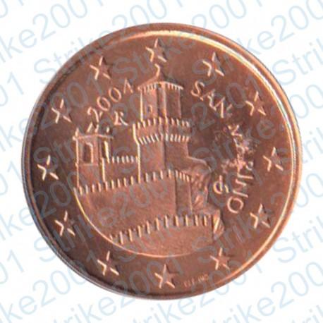 San Marino 2004 - 5 Cent. FDC