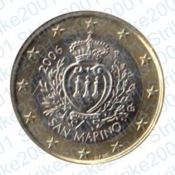San Marino 2006 - 1€ FDC