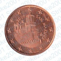 San Marino 2006 - 5 Cent. FDC