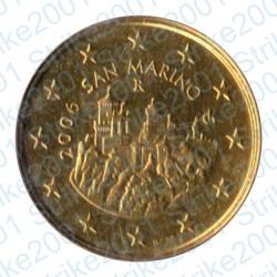 San Marino 2006 - 50 Cent. FDC