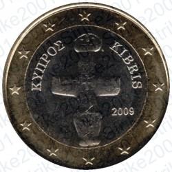Cipro 2009 - 1€ FDC