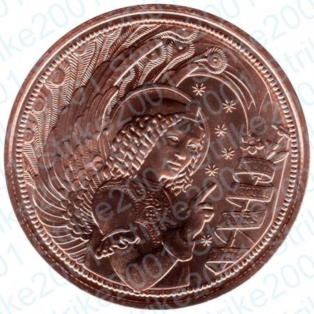 Austria - 10€ Rame 2017 FDC Arcangelo Michele