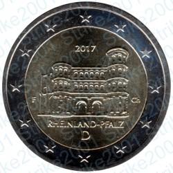 Germania - 2€ Comm. 2017 FDC Porta Nigra