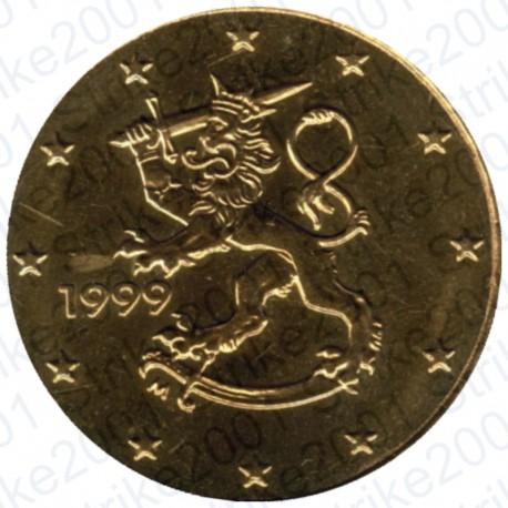 Finlandia 1999 - 10 Cent. FDC