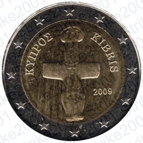 Cipro 2009 - 2€ FDC