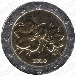 Finlandia 2000 - 2€ FDC
