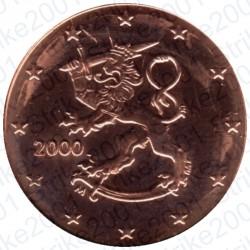 Finlandia 2000 - 5 Cent. FDC