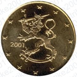 Finlandia 2001 - 10 Cent. FDC