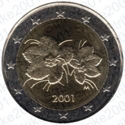 Finlandia 2001 - 2€ FDC