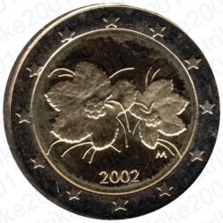Finlandia 2002 - 2€ FDC